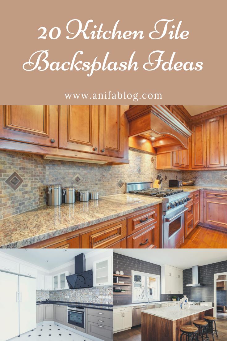 20 Best Kitchen Tile Backsplashes Ideas Kitchen Backsplash Interiordesign Kitchen Tiles Backsplash Kitchen Backsplash Tile Designs Elegant Kitchen Island