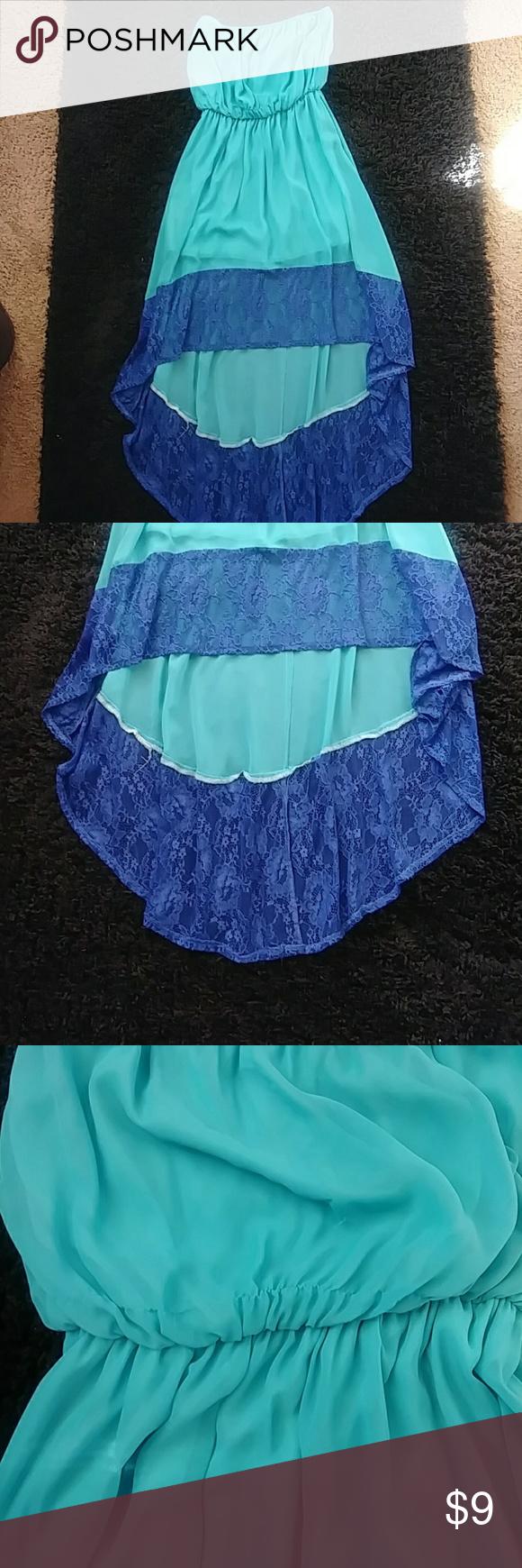 Sleeveless summer dress in my posh closet pinterest
