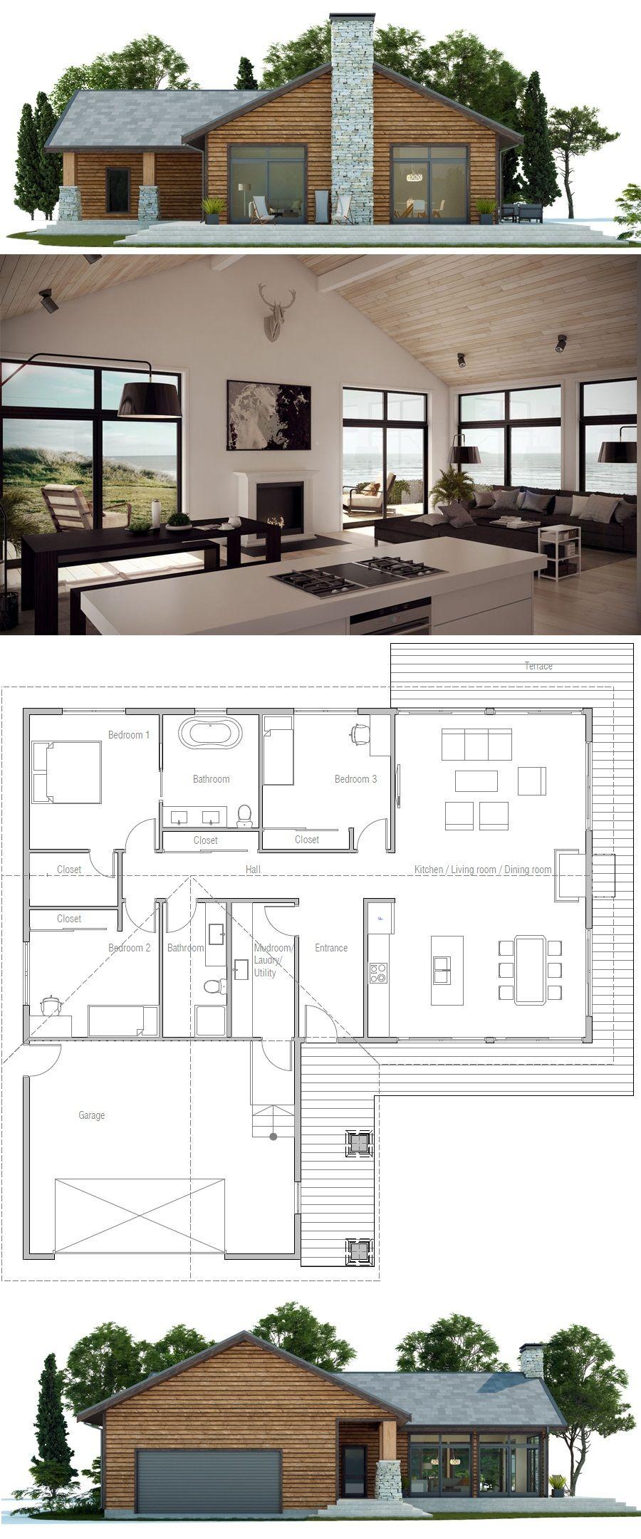 House Plan 2016 Home Plan Maison Maison Et Construction