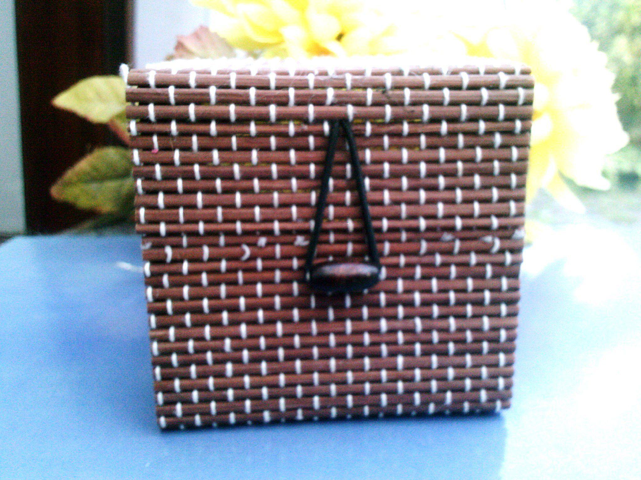 Bamboo gift box trinket box wooden gift box bamboo