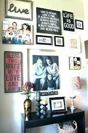 Photo of how to decorate entryway wall – Google Search –  how to decorate entryway wall …