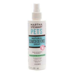 Martha Stewart Pets® Natural Scratch Defense Cat Spray | Repellents | PetSmart
