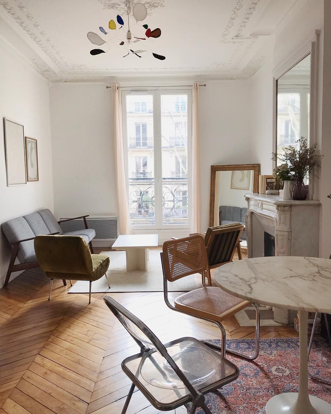 Just Moved In? This French Girl Guide to Decor Is for You #frenchgirlstyle