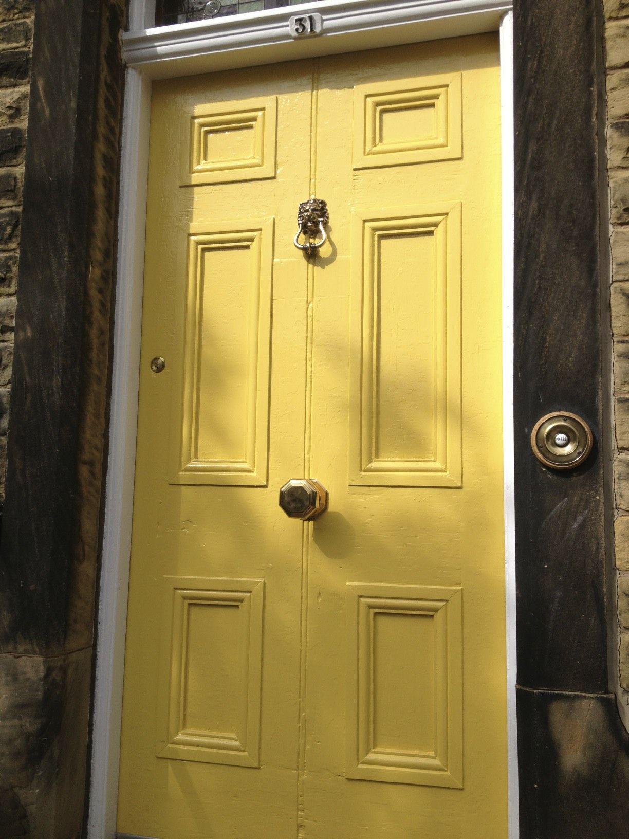 Pin Kimmi Tassie House Door Furniture Yellow