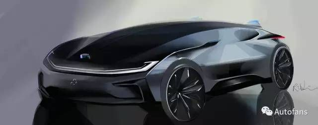 Faraday Future Ff 91 设计故事 Car Sketch Concept Cars Sports Car