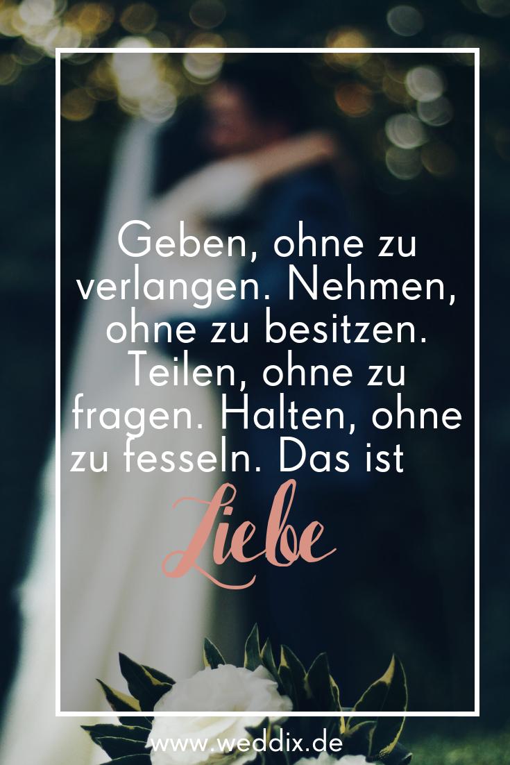 #hochzeit #liebeszitat #zitat #spruch #quote #love #liebe