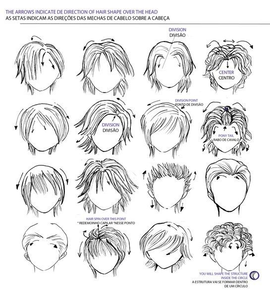 Line Art Guide : Drawing people part in things to draw