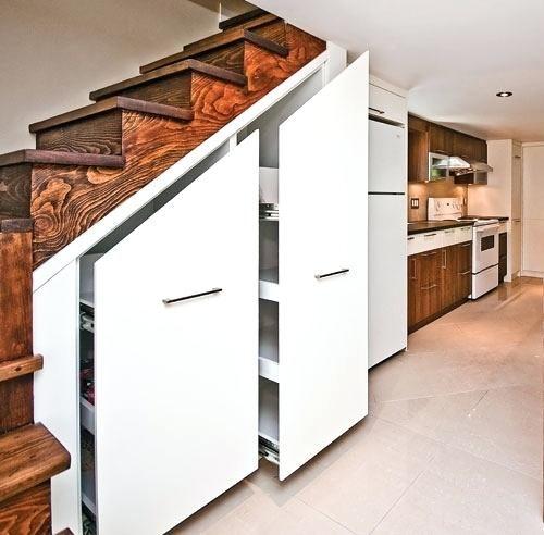 charmant petit meuble de rangement cuisine 6 idee de placard sous - porte de placard sous escalier