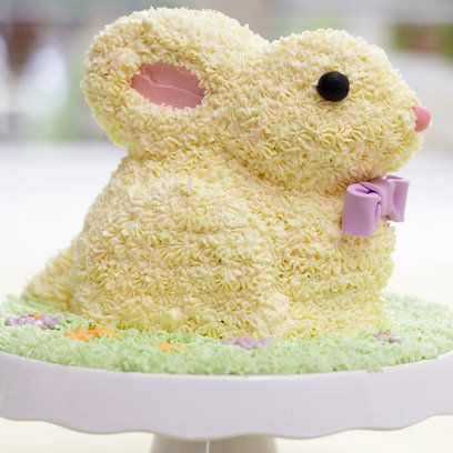 Eggcellent Easter baking recipes - Easter bunny cake, Bunny cake, Easter baking recipes, Easter baking, Rabbit cake, Cake - Our annual hot cross bunfest is approaching