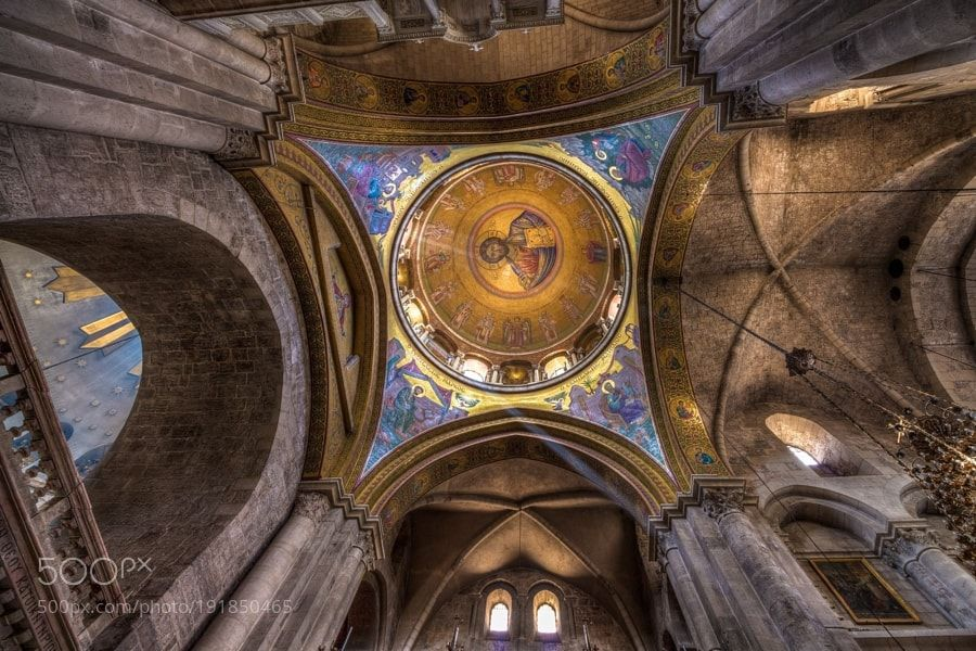 Christ Pantocrator by sergiogold