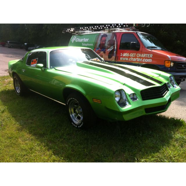 Saw This 79 Camaro For Sale. Looks Nice Enough To Drive