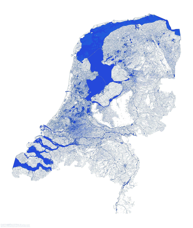Waterways of the Netherlands Waterways of the
