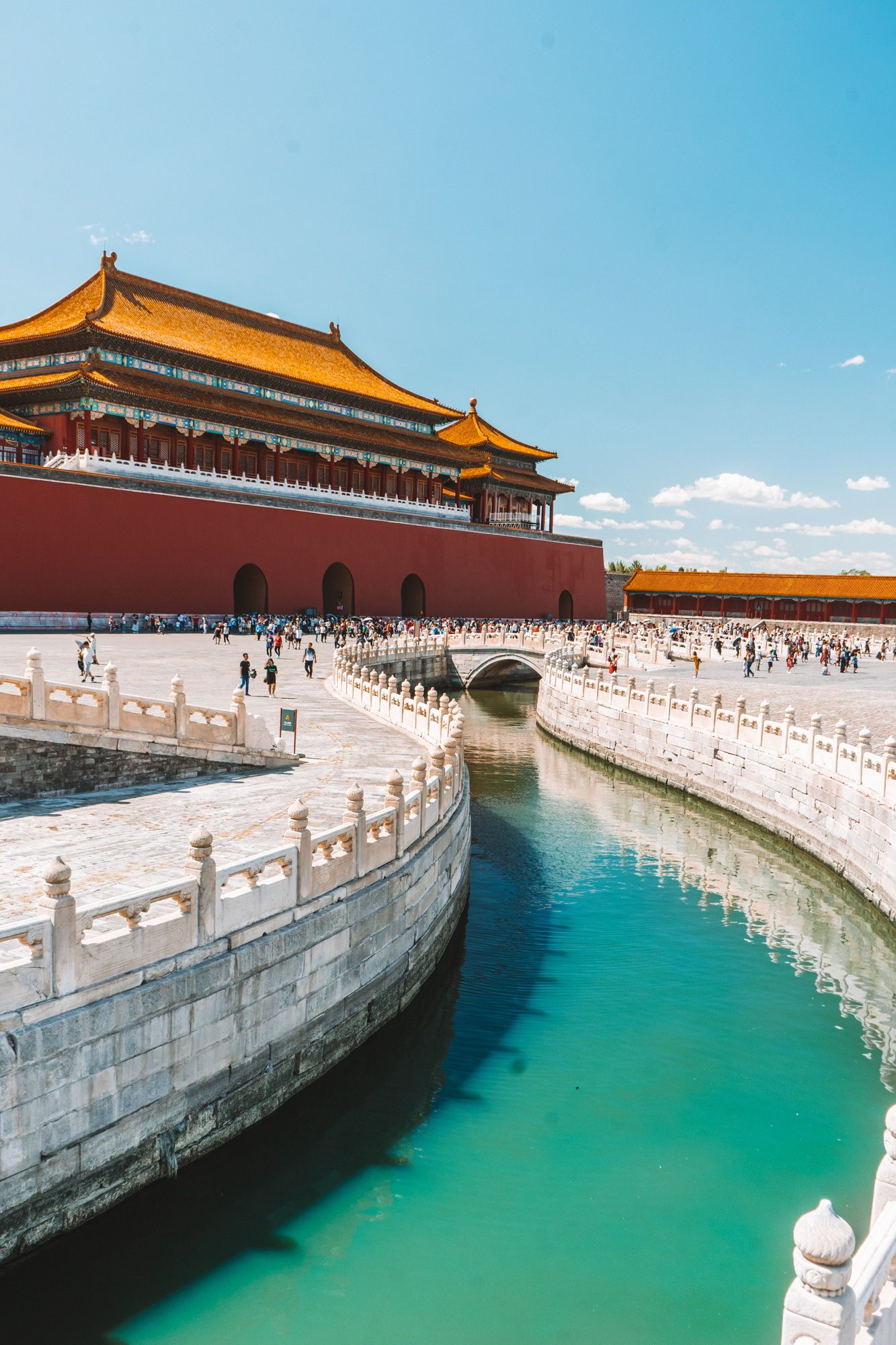 Guide To Visiting The Forbidden City In Beijing China Forbidden City Beijing Travel Vacations To Go