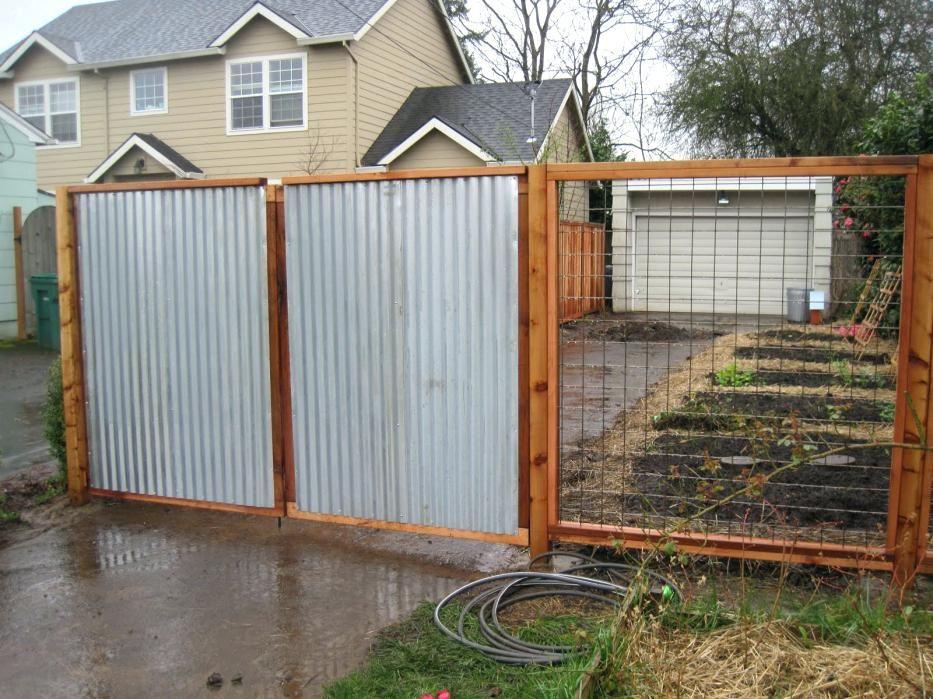 Home Depot Fence Panels Corrugated Metal Fence Panels Home Depot With Well Made Wooden Corrugated Me Metal Fence Panels Corrugated Metal Fence Corrugated Metal