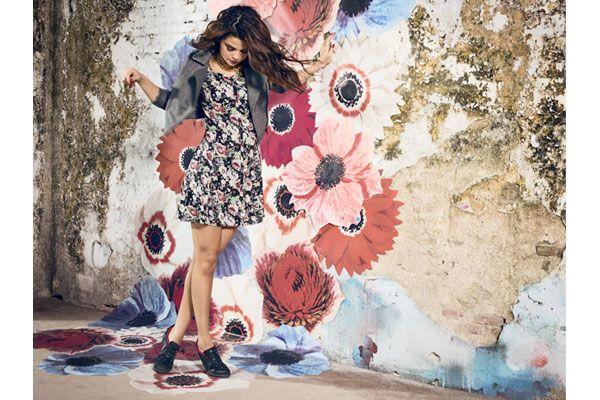 Selena Gomez New NEO Adidas Clothing Line