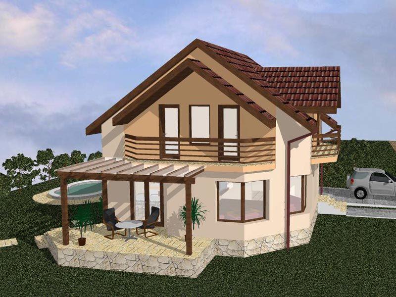 Proiecte De Casa House Styles Architecture Home
