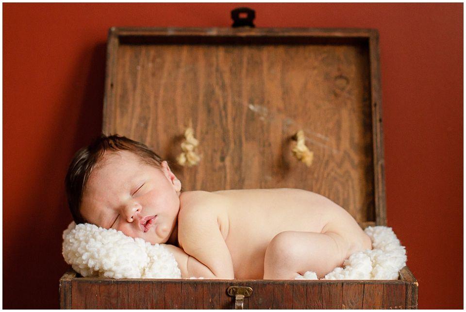 Mason [newborn] | Buffalo Baby Photography