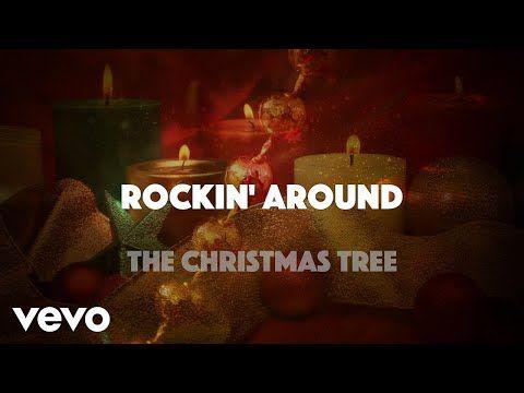 Brenda Lee - Rockin' Around The Christmas Tree (Official Lyric Video) - YouTube   Christmas ...