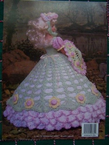 Barbie Crochet Ball Gown Patterns Free Crocheted Doll Dresses