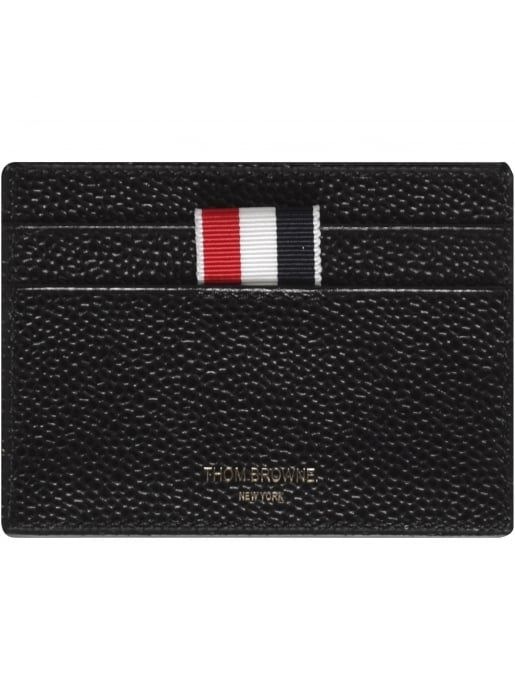 a0747c3521d Jil Sander Black amp Red Leather Card Holder Men39s Accessories