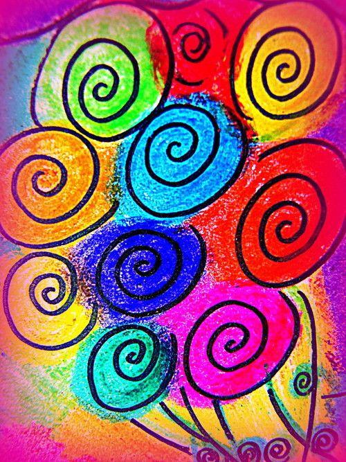 Ramo de espirales