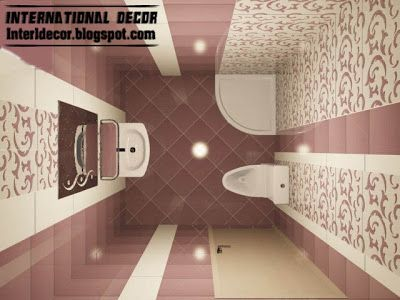 3D Tiles Design For Small Bathroom Design Ideas With Patterned Magnificent 3D Tiles For Bathroom Inspiration Design