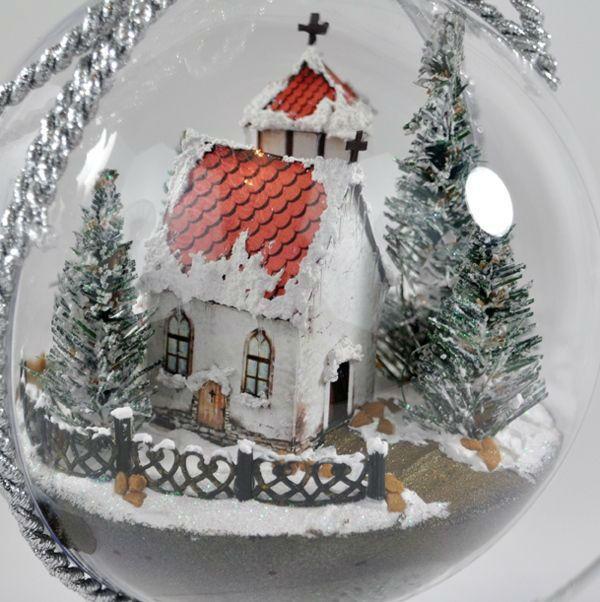 Bombka Kula Plastikowa Plexi 13 Cm Decoupage 3437288644 Oficjalne Archiwum Allegro Christmas Decor Diy Decoupage Christmas Decorations