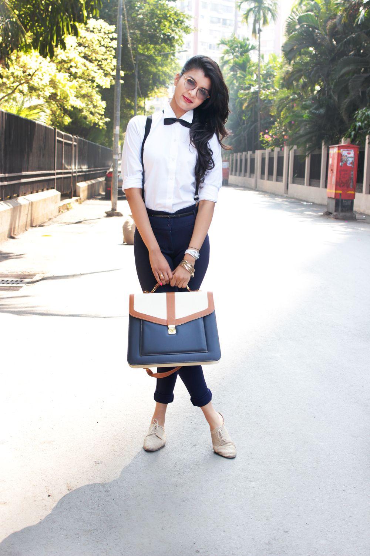 Black pants with suspenders | Suspenders for Women | Pinterest ...