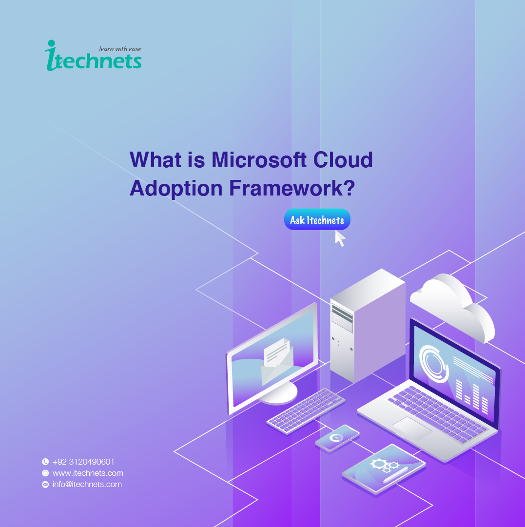 The Cloud Adoption Framework Is The One Microsoft Approach To Cloud Adoption In Azure Cons In 2020 Online Education Learning Interactive Learning Online Education