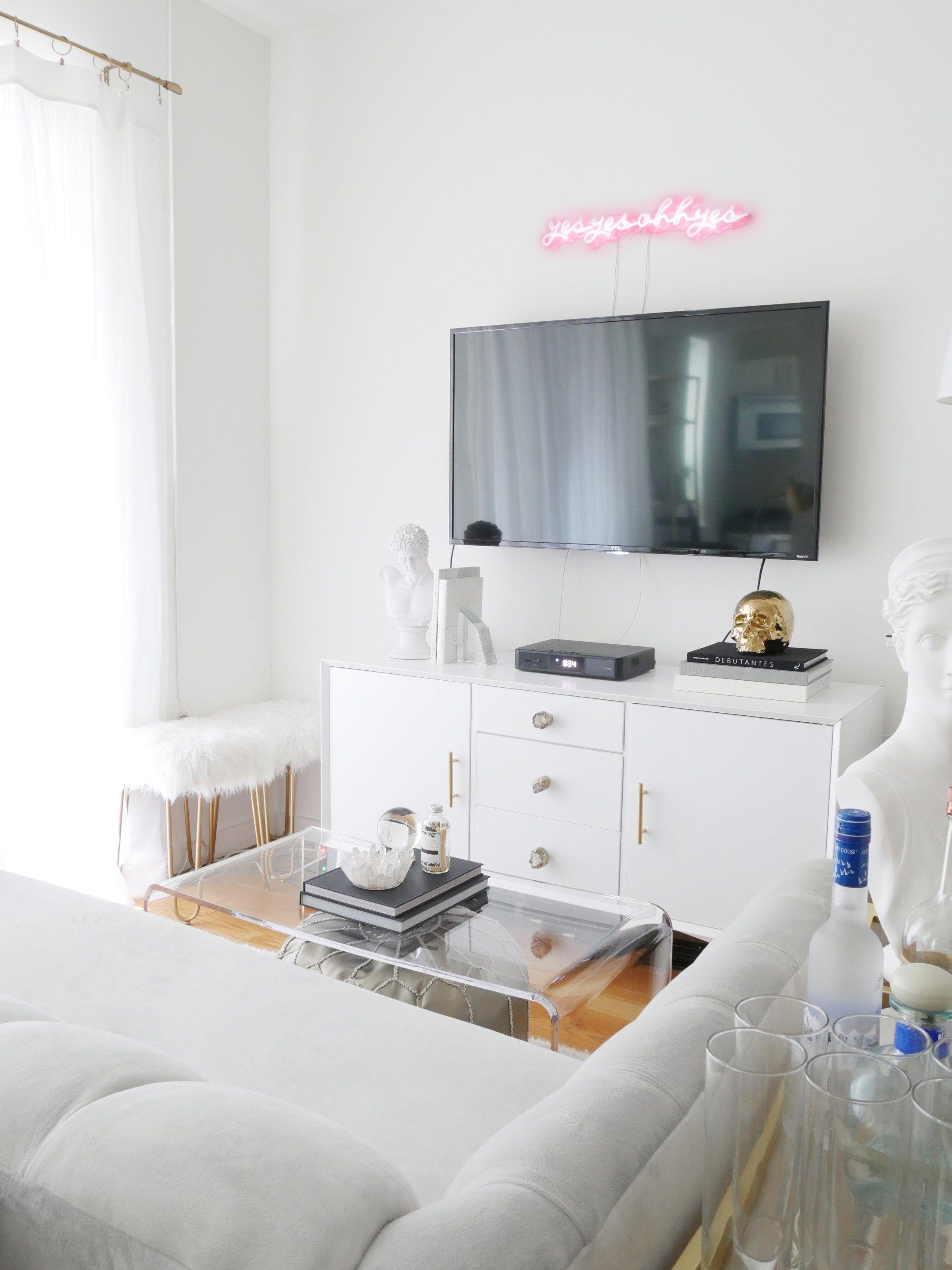 My 450 Sqft Studio Apartment Reveal City Chic Decor Small Apartment Living Room Small Living Rooms Small Apartment Living
