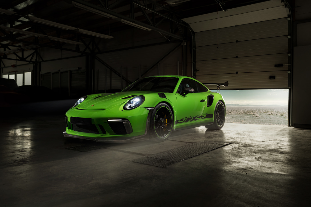 Porsche Gt3rs Techart On Behance Porsche 911 Gt3 Porsche 911 Porsche
