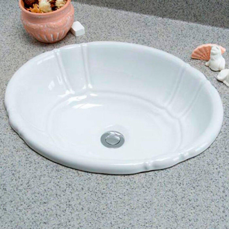 Lisbon Drop In Sink Bathroom Sinks Bathroom Drop In Bathroom