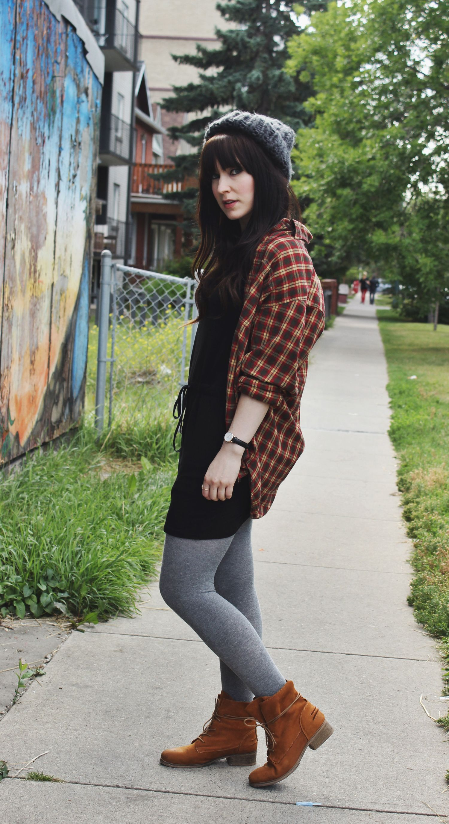 #fall #flannel on thefoxandfern | Flannel outfits, Cute ...