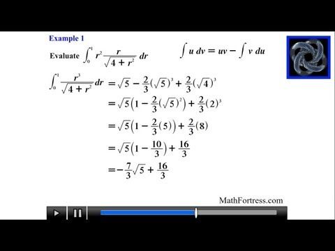 Calculus Ii Integration By Parts Level 6 Rechnung