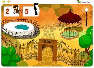 Tu Discovery Kids Arma Tu Zoo Area Inf Pinterest Juegos