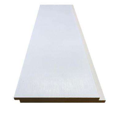 591 In X 6 000 In X 8 Ft Primed Mdf Shiplap Interior Siding 8 Pack Shiplap Shiplap Siding Ship Lap Walls