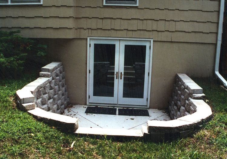 Basement Escape Window Wells | We offer 3 types of window well products.