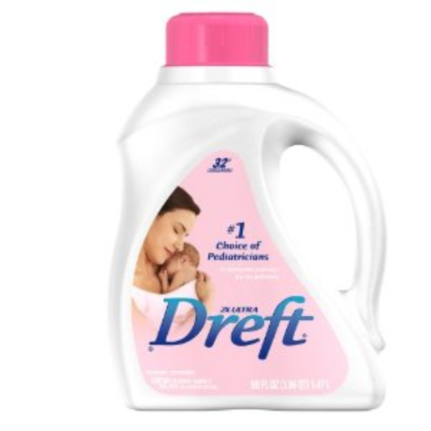 I M Learning All About Dreft 2x Ultra Baby Laundry Detergent