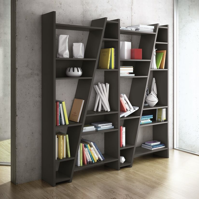 Phenomenal Delta Modular Shelf Or Display Unit In Black Or White With Backs Largest Home Design Picture Inspirations Pitcheantrous