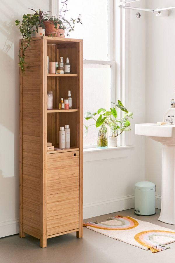 Photo of Bathroom Storage Doesn't Have to Be Ugly