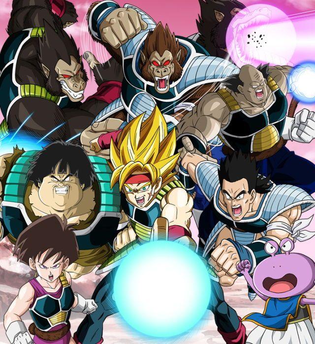 Bardock Fasha Shugesh Toma And Borgos Personajes De Dragon Ball Personajes De Goku Fan De Arte