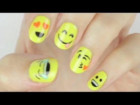 How to draw emoji, smileys, coloring pages for children, art ...