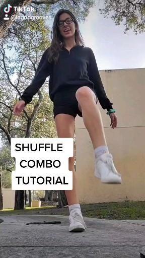 Quick 6-Count Shuffle Tutorial