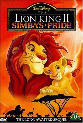 Leijonakuningas 2: Jylhäkallion ylpeys (1998)