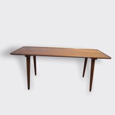 Table basse scandinave de Hans J.Wegner