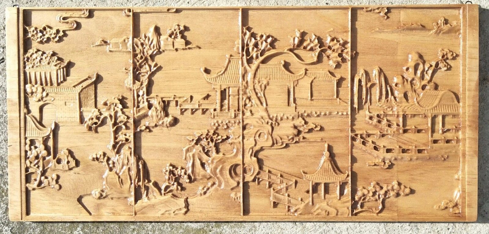Instruction Books and Media 183149: Wood Carving, Wall Art, 3D Wood ...