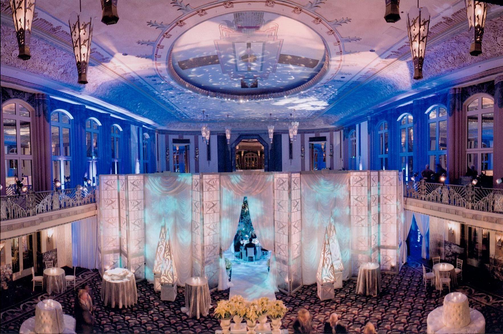Frozen Wedding Theme