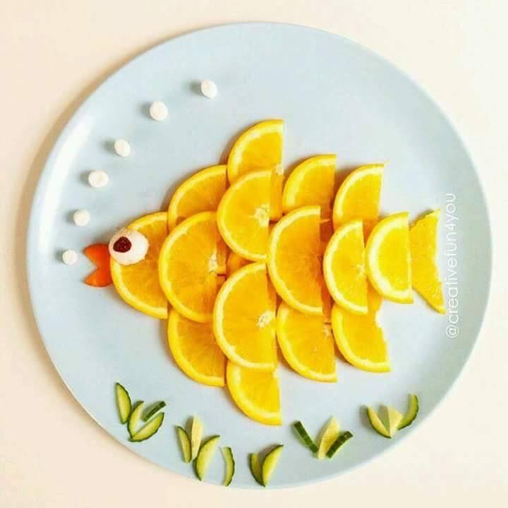 pajarito de fruta