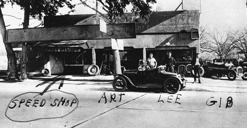 Lost Speed Shops: Bell, Chapel, Orr | Prewar Hop Up | Old