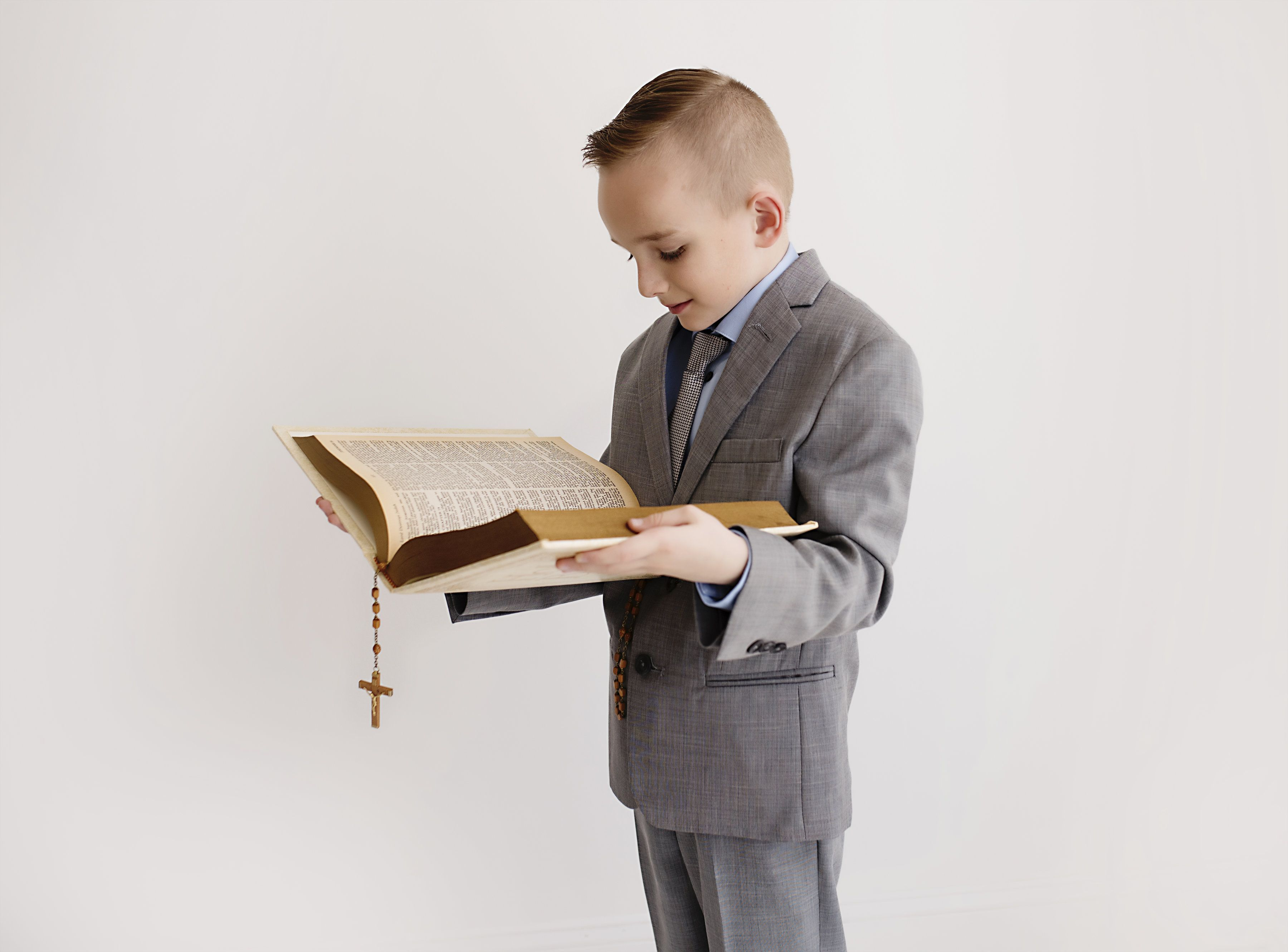 First Holy Communion Professional Photos for a Boy | First ...